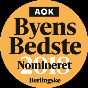 byens bedste 2018 priser